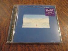 cd album DIRE STRAITS communique (remastered)