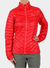 THE NORTH FACE THERMOBALL Full Zip Jacket - Melon Red - Women's Size Medium