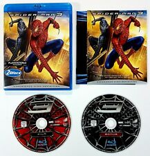 2-Blu-ray-Special-Edition SPIDER-MAN 3 dt. OVP