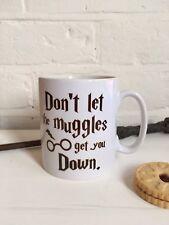 Harry Potter Muggle Quote Mug. Gift Idea/ Christmas/ Secret Santa/ Office