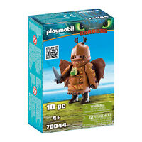 Playmobil Dragons Fishlegs With Flight Suit Building Set 70044 NEW IN STOCK