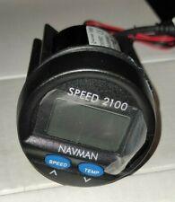 Navman Speed 2100 loch speedo seul