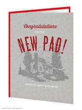 SALE New Home House Pad Greetings Card Congratulations Funny Comedy Humour