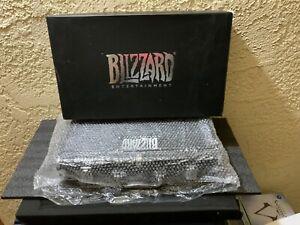 Blizzard Employee Gift Poker Set - Warcraft Starcraft Diablo