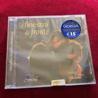LA FINESTRA DI FRONTE cd sigillato Colonna Sonora con Giorgia Mina NADA