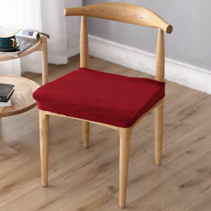 Universal Stretch Dining Chair Cover Banquet Slipcover Cushion Seat Protector #A