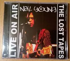 NEIL YOUNG Live On Air The Lost Tapes (CD neuf scellé/Sealed)