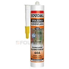 Adhesivo de construcción para madera konstruktionen Soudal 60a 310ml CARTUCHO