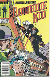 Rawhide Kid #2 of a 4-issue mini-series (Sept 85)
