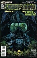 Swamp Thing #4 (Vol 5) New 52