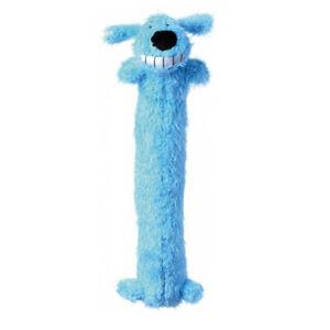 Multipet Loofa Dog Plush Dog Squeaker Toy Small 30cm