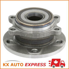 Front Wheel Bearing & Hub Assembly fits Left or Right Side for Volkswagen & Audi