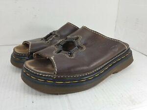 Dr. Martens  Fisherman Sandals Brown  Leather Men's Size 6 US / Women's 7 US