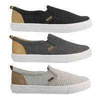 Djinns Dispositivo Scorrimento Fishburn Sneaker da Uomo Slip-On Scarpe Estate