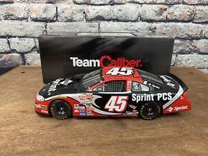 2002 Team Caliber Kyle Petty #45 1:24 Stock Car Spring PCS Die Cast