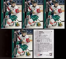 JONATHAN DROUIN 13/14 ITG Heroes & Prospects Lot of (5) Rookie RC #77 Lightning