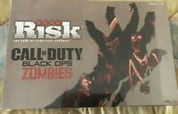 CALL OF DUTY: BLACK OPS ZOMBIES EDITION - RISK BOARD GAME -New Sealed