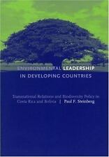Environmental Leadership in Developing Countries: Transnational Relations and Bi