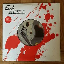 "Finch - Bitemarks And Bloodstains 7"" Black Vinyl"