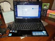 """New listing Asus Eee Pc 1201N-Pu17-Bk 12.1"""" Netbook - Atom 330 1.60 Ghz - Black"""