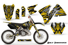 KTM 2001-2002 EXC 200/250/300/350/400/520 and MXC 200/300 GRAPHICS KIT BTY