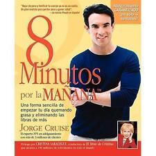 8 Minutos Por LA Manana: Una forma sencilla de empezar tu día quemando-ExLibrary