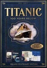 NEW Titanic: 100 Years Below (DVD)
