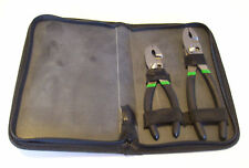 """2pc FALCON BY LAWSON PROFESSIONAL SLIP JOINT PLIER SET FA5087 6"""" AND 8"""""""