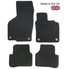 Skoda Roomster Fully Tailored 4 Piece Car Mat Set with 4 Clips