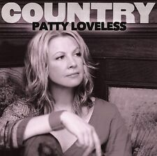 PATTY LOVELESS : COUNTRY: PATTY LOVELESS (CD) sealed