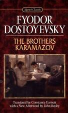 The Brothers Karamazov Signet Classics