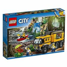 LEGO® City: Jungle Mobile Lab Building Play Set 60160 NEW NIB
