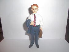 """Miniature Doll House 1:12"""" Scale Resin Man Doll"""
