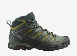 Salomon X Ultra 3 Mid GTX Hiking Boot - Men's Size 9