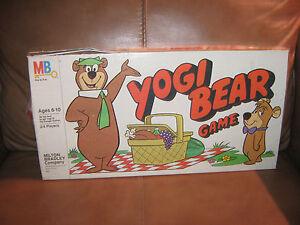 Yogi Bear Game 1980