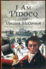I Am Vidocq by Vincent McConnor-First Edition/DJ-1985