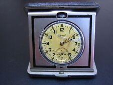 VTG INGERSOLL Sentinel MINI POP-UP TRAVEL / PURSE CLOCK – 844198 – Non Working