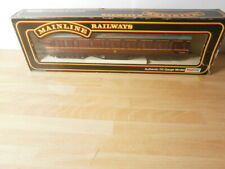 MAINLINE 57FT BRAKE COACH LMS MAROON 37116 VERY GOOD CONDITION