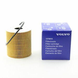 New Volvo XC70 XC 90 V70 V40 S80 S60 Engine Oil Filter 1275810