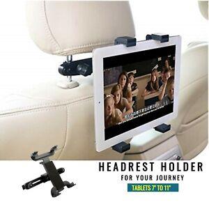 Universal Tablet Mount Headrest Holder Back Seat Car For Apple Ipad Pro Air