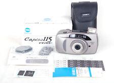 New old stock Minolta Capios 115 Titan Film Camera w/Box
