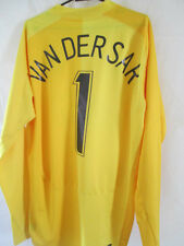 Manchester united van der sar gardien de but football 2006-2007 Chemise Large / 34858