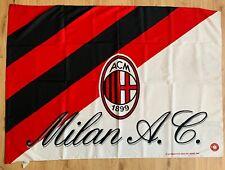 Bandiera stadio A.C. Milan 120x90 flag ultras da collezione rossoneri