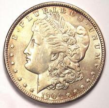 1901 Morgan Silver Dollar $1 Coin (1901-P) - Borderline Uncirculated Details