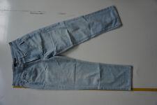 CAMBIO Norah Short Damen stretch Jeans 7/8 Hose Gr.34 hellblau stonewashed