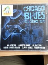 VARIOUS - Chicago Blues All Stars 1970. New 2CD + sealed *NEW*