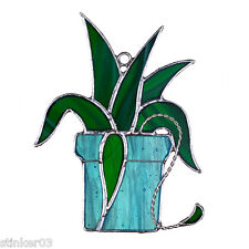 Spider Plant Switchables Sun Catcher or Stained Glass NEW SW277