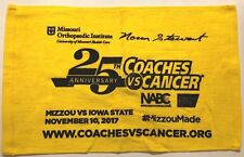 Missouri MIZZOU Basketball Rally Towel - SGA Cuonzo Martin Michael Porter Jr.