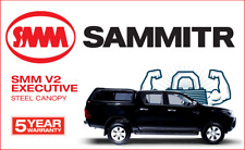 SAMMITR STEEL V2 CANOPY SUIT MAZDA BT-50 bt50 ALL COLOURS AVAILABLE SMM