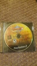 Dragon Quest VIII: Journey of the Cursed King (Demo Edition) Sony PlayStation 2